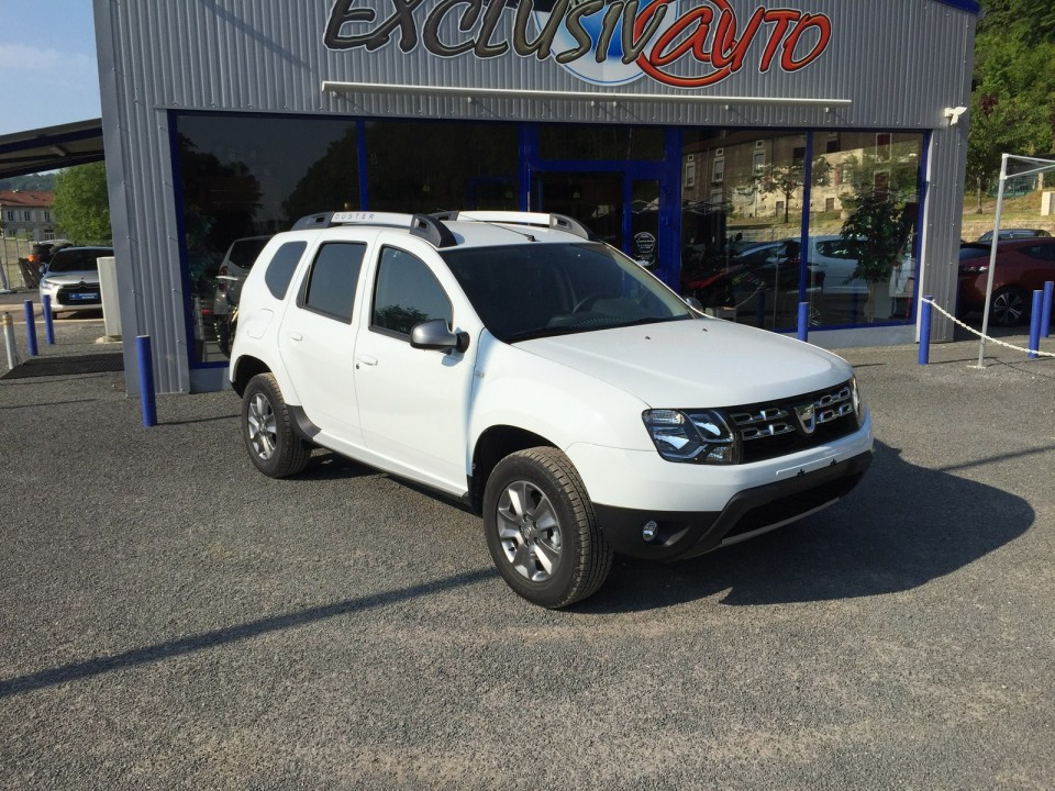 dacia duster 1 5 dci 110 prestige cuir exclusivauto. Black Bedroom Furniture Sets. Home Design Ideas