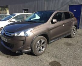 CITROEN C4 AIRCROSS 115 EXCLUSIVE 4X2