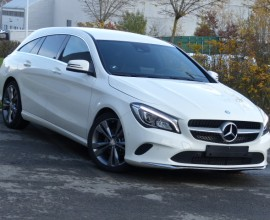 MERCEDES CLA SHOOTING BRAKE 220D SENSATION 7G-DCT