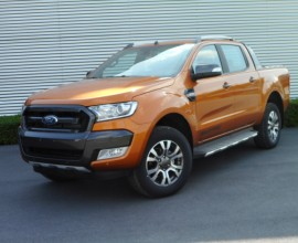 FORD RANGER DB CAB WILDTRACK TDCI BVA