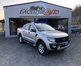 FORD RANGER 3.2 TDCI WILDTRACK