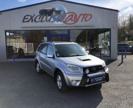 TOYOTA RAV4 115 D4D LIMITED EDITION