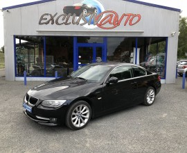 BMW 320DA COUPE 184CH PACK LUXE