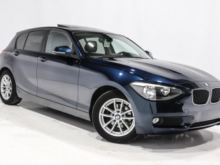 BMW 116D LOUNGE PLUS