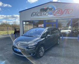 CITROEN GD C4 PICASSO HDI 150 EXCLUSIVE
