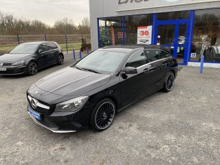 MERCEDES CLA SB BUSINESS 200D 7G-DCT
