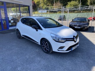 RENAULT CLIO 4 TCE 75 LIMITED